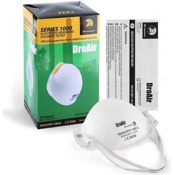 Shop Others - 1,000 Packs - DroAir N95 Medical Face Protection Mask, Reusable Face Masks, 20 pcs per pack