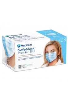 Medicom SafeMask Tailormade Masks, Blue (50 pcs per pack)
