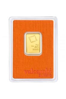 For sell 10 Gram Valcambi Gold Bar (New w/ Assay)