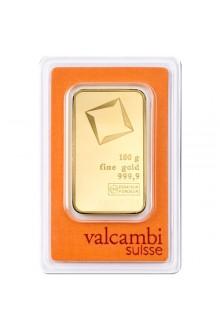 For sell 100 Gram Valcambi Gold Bar (New w/ Assay)