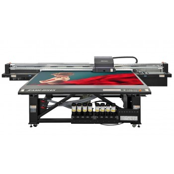 Shop Large Printers - New Mimaki JFX200-2513 EX - Large Format Flatbed UV Inkjet Printers