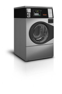 Sell New Speed Queen SFNNCASP115TN01 - Quantum Gold Coin Drop Front Load Washer ADA Stainless