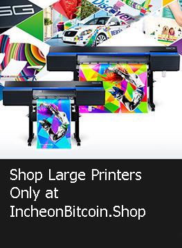 Shop Large Printers Banner