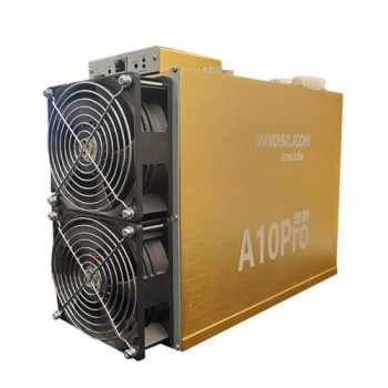 - Special Order Mr. Grant - 5 units New Innosilicon A10 Pro+ 7GB Memory - Total Hashrate 3,600 Mh/s ETH Miner